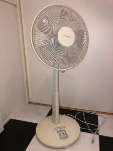 リモコン付き扇風機