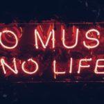 音楽は青春時代を思い出させる